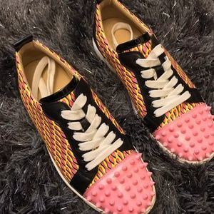 Christian Louboutin Shoes - Christian Louboutin Calf leather classic print